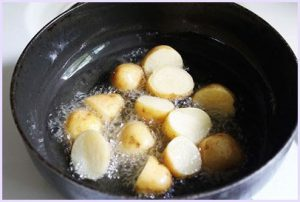 Fry Potatoes