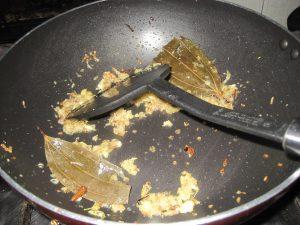 Sauting masala