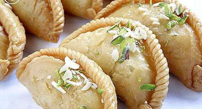 Mawa gujia cook for indiacook for india gujiya cover forumfinder Choice Image