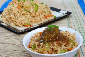 Schezwan-Fried-rice
