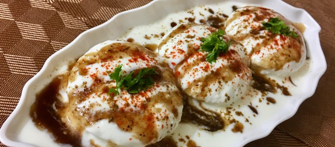 Image result for Dahi Bhallas